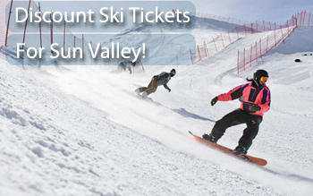 sun valley ski resort discount ski tickets and by owner lodging